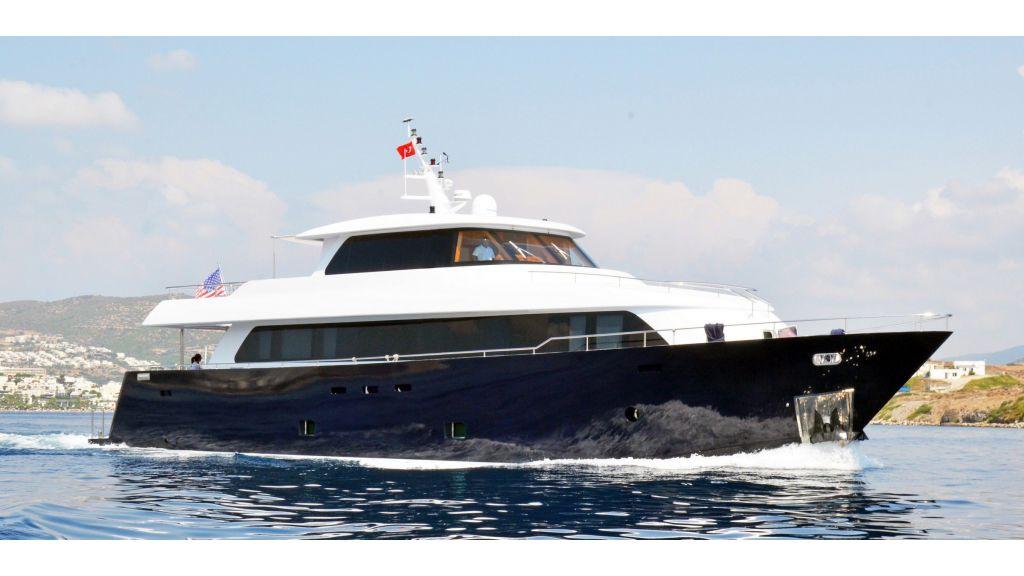Navetta Style Motor Yacht (15)