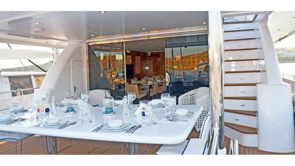 Navetta Style Motor Yacht (17)