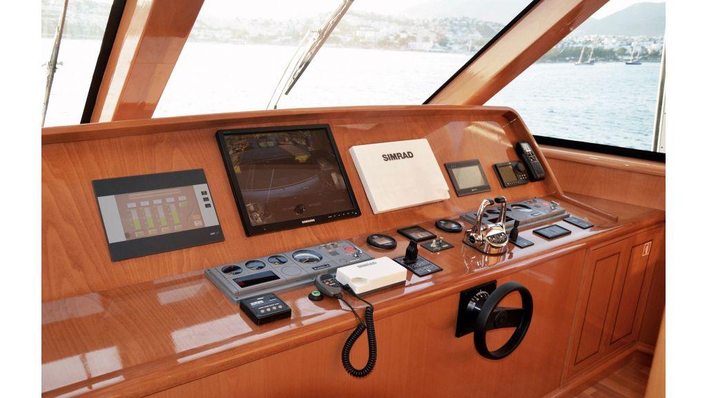 Navetta Style Motor Yacht (18)