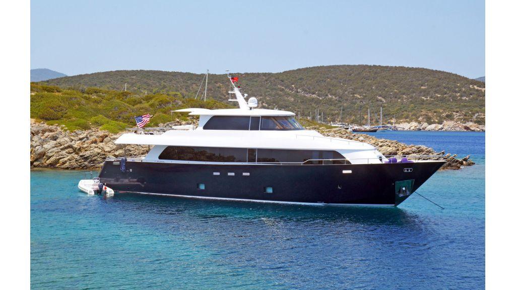 Navetta Style Motor Yacht (27)