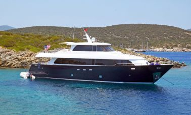 Navetta Style Motor Yacht master