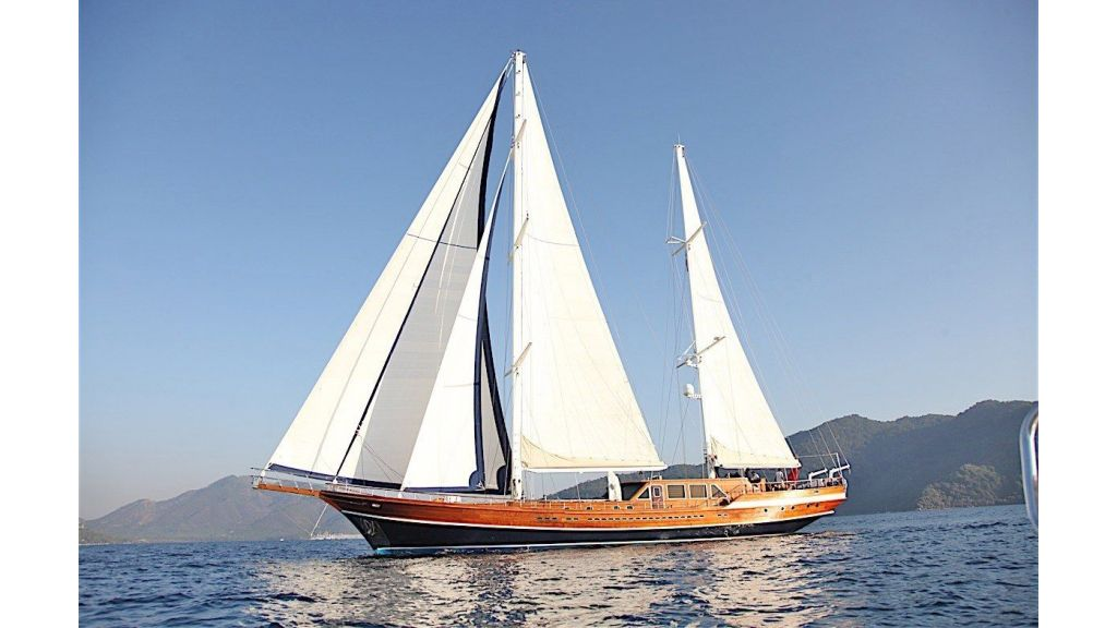 Classic Style Gulet For Sale (29)
