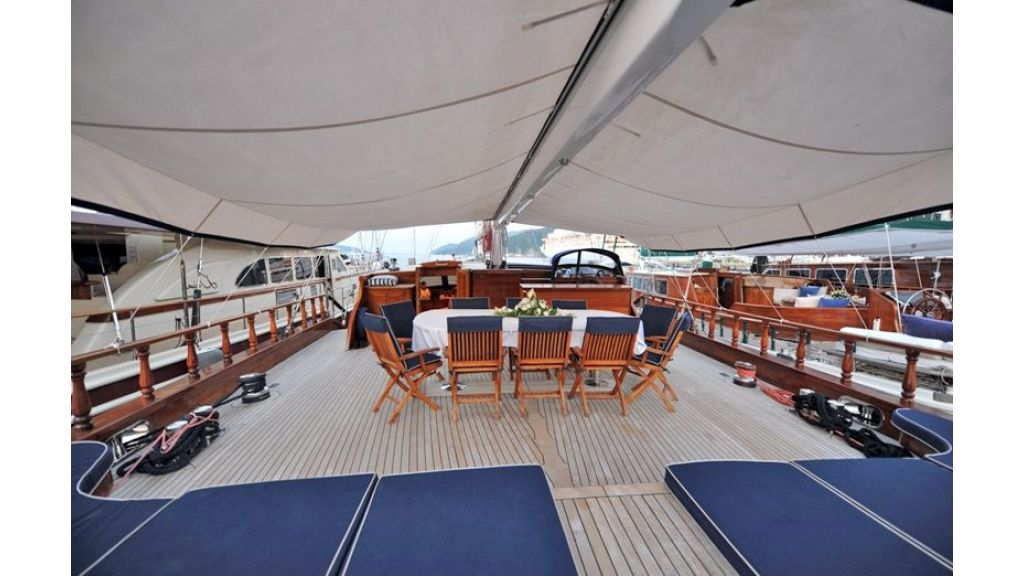 Classic Style Gulet For Sale (44)