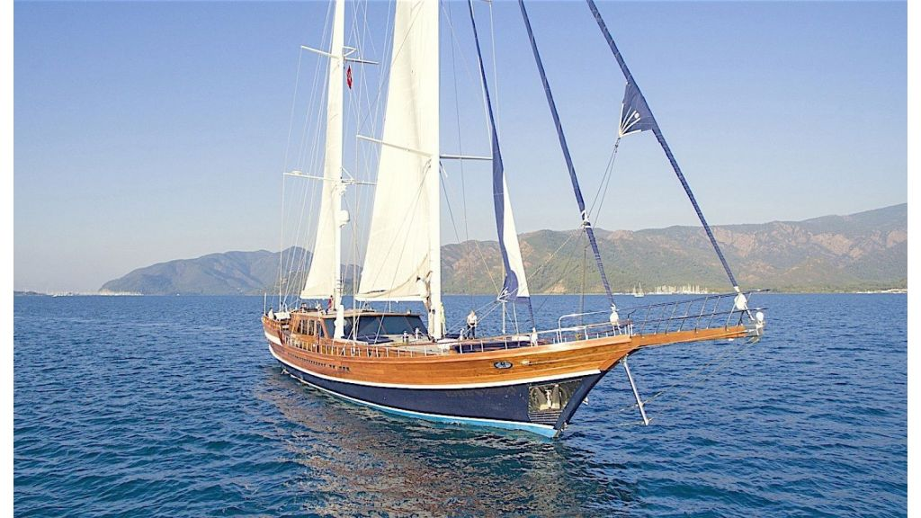 Classic Style Gulet For Sale (51)