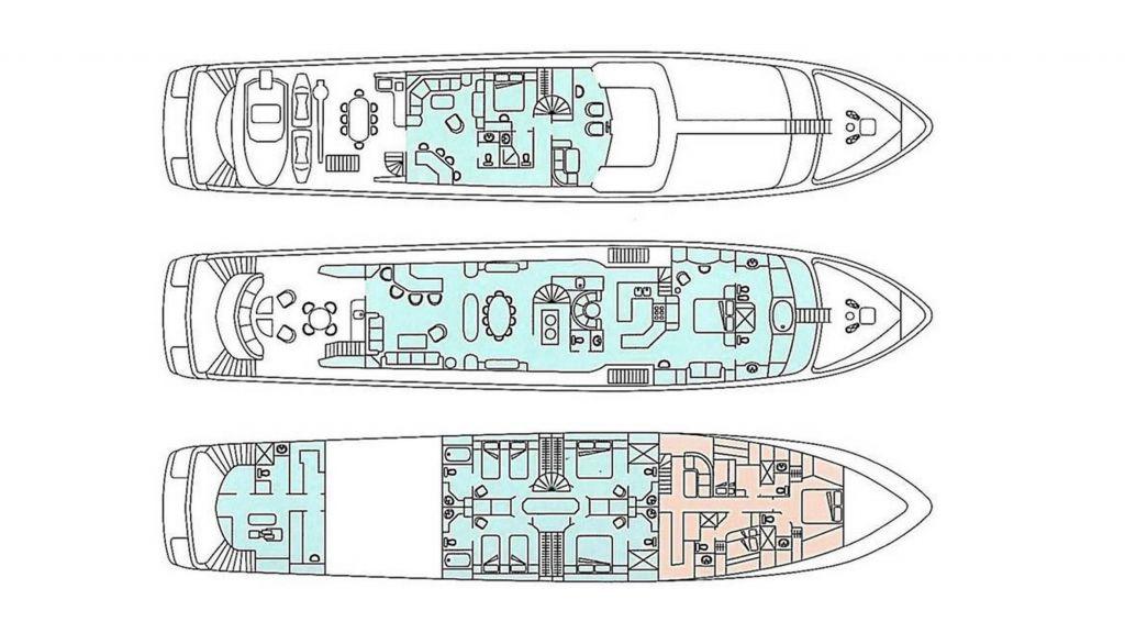 43m Gpr Motor Yacht (21)