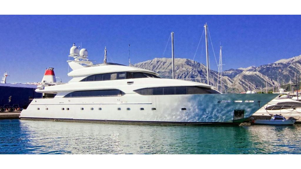 43m Gpr Motor Yacht master