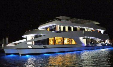 Luxury Floating House