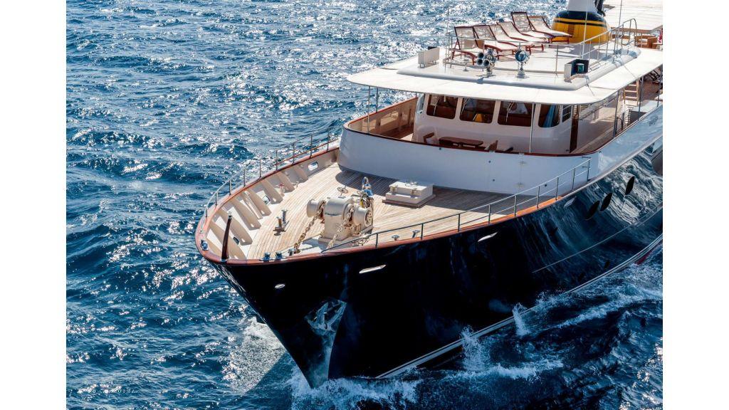 1967 Built Steel Yacht (1)