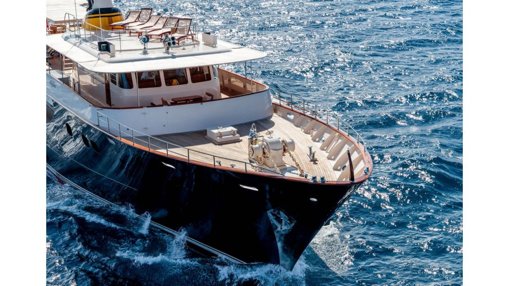 1967 Built Steel Yacht