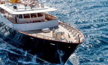 1967 Built Steel Yacht