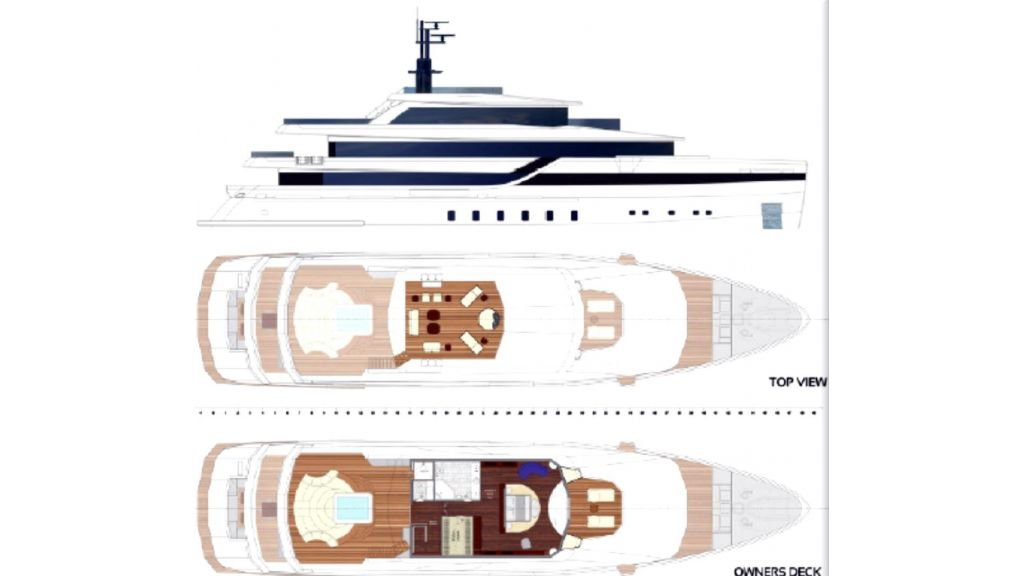 50m Ocean Going Super Yacht (105)