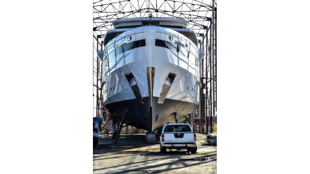 50m Ocean Going Super Yacht (2)