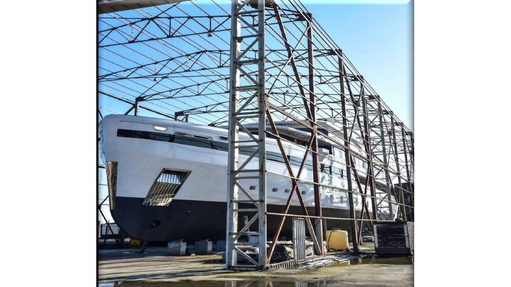 50m Ocean Going Super Yacht (3)