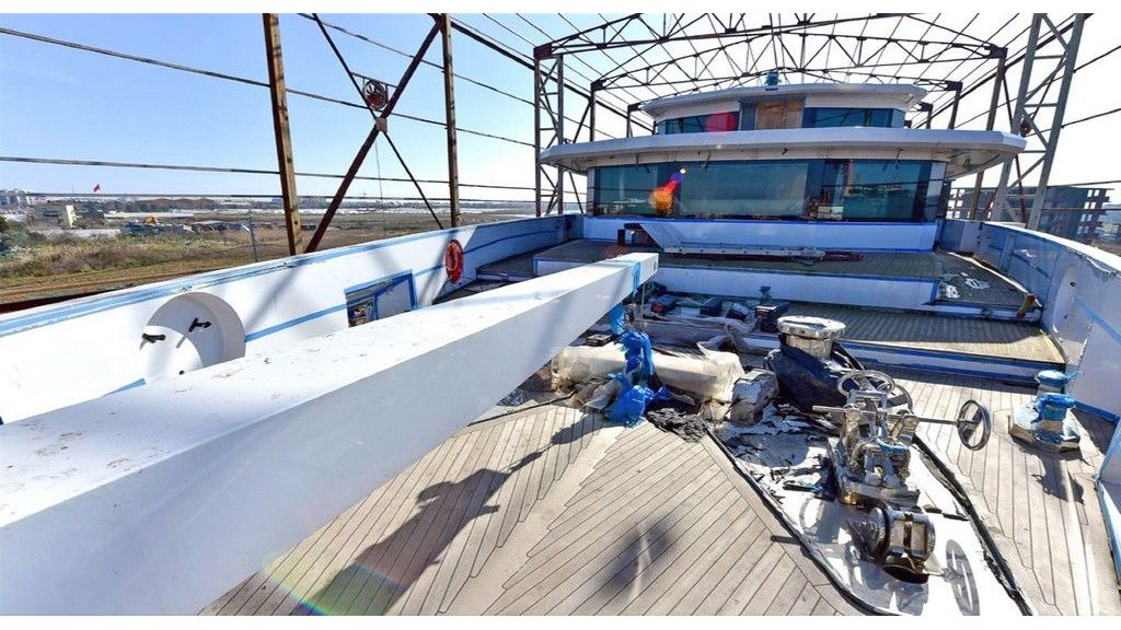 50m Ocean Going Super Yacht (69)