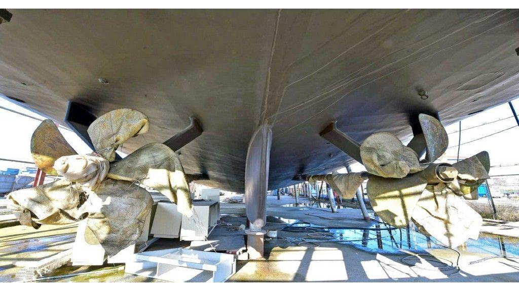 50m Ocean Going Super Yacht (97)