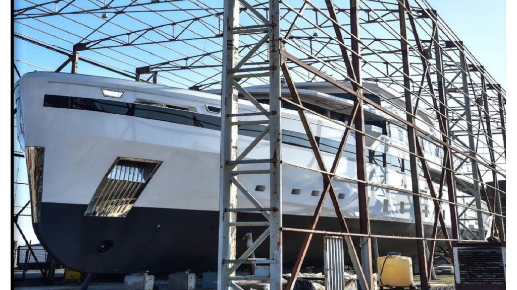 50m Ocean Going Super Yacht