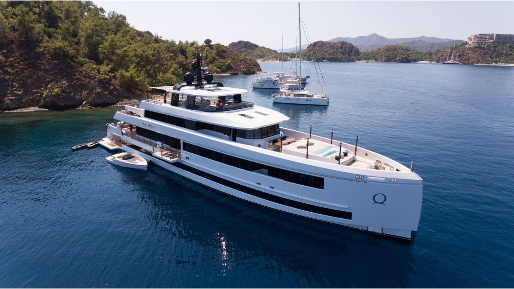 Aquarius Luxury Yacht