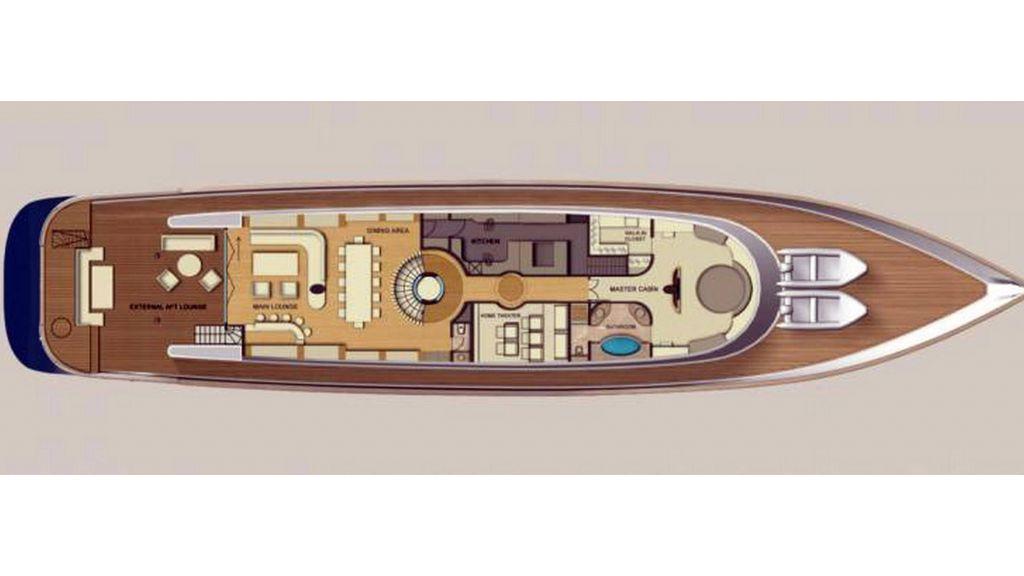 Aresteas Luxury Motor Sailer (20)