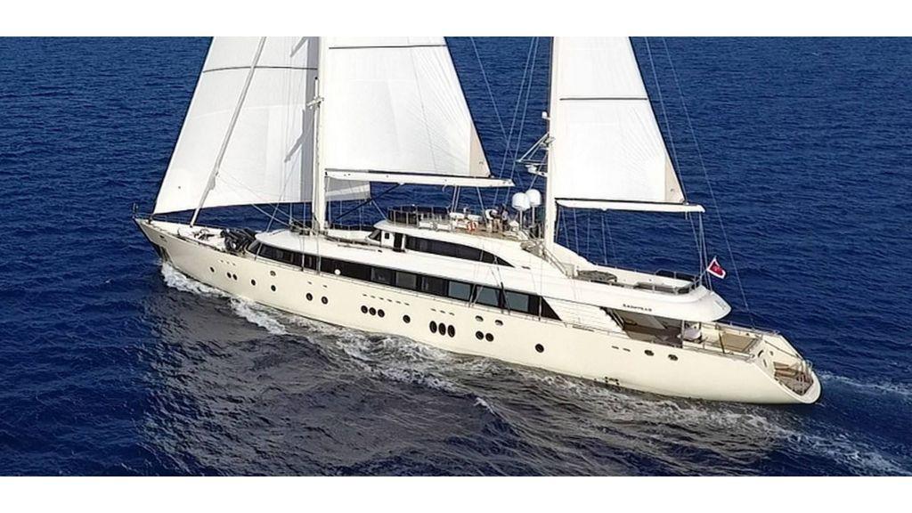 Aresteas Luxury Motor Sailer (39)