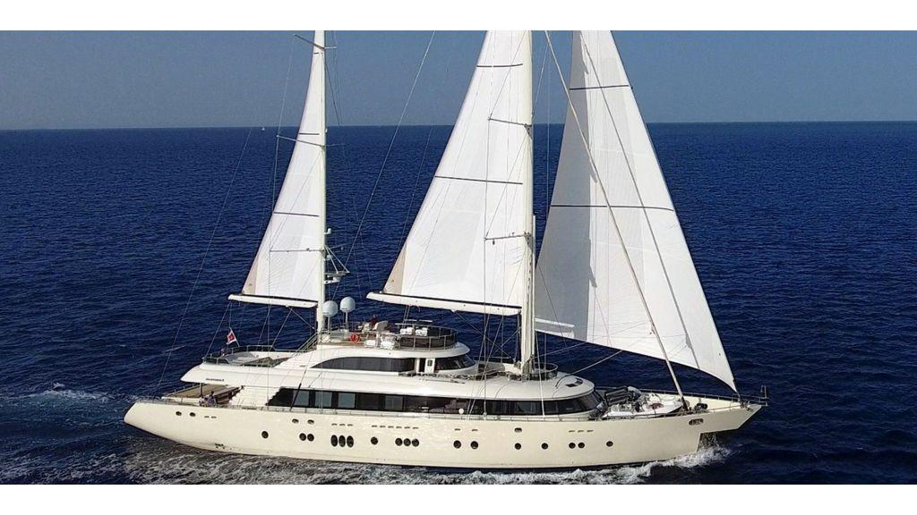 Aresteas Luxury Motor Sailer (45)