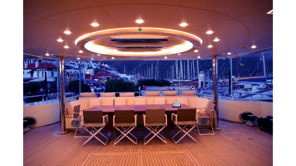 Aresteas Luxury Motor Sailer (7)
