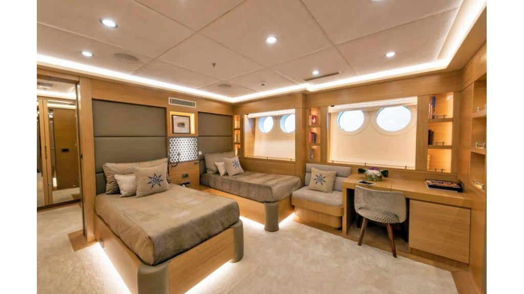 Aresteas Luxury Motor Sailer (80)