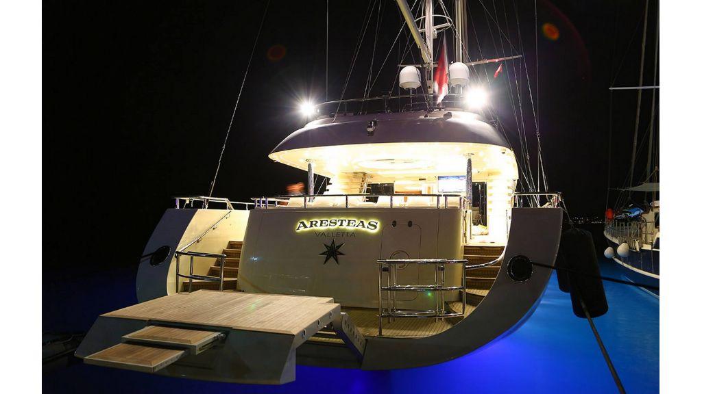 Aresteas Luxury Motor Sailer (83)
