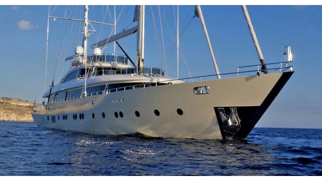 Aresteas Luxury Motor Sailer