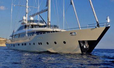 Aresteas Luxury Motor Sailer
