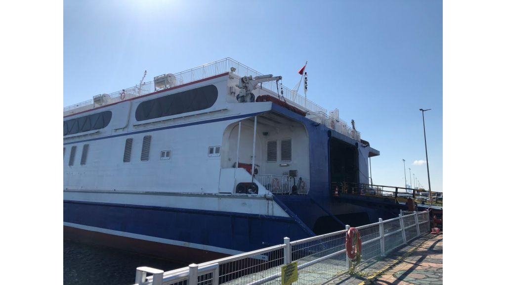 Fast Catamaran Ferry (10)