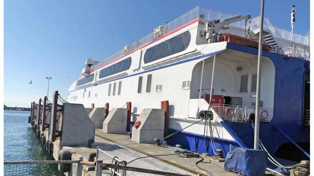 Fast Catamaran Ferry (22)