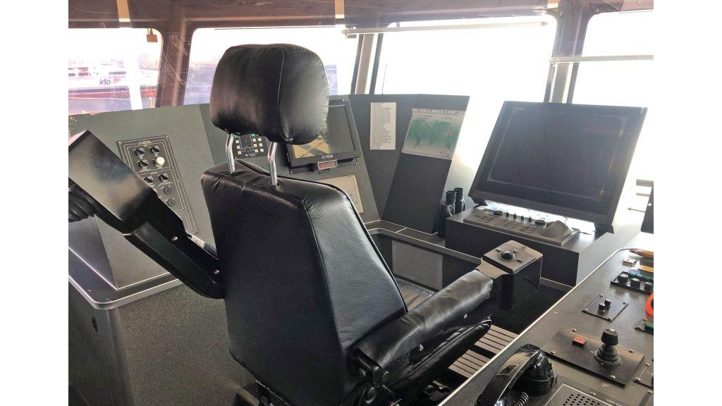 Fast Catamaran Ferry (26)