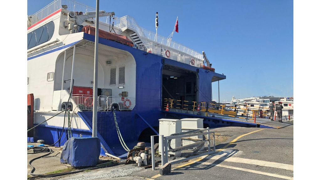 Fast Catamaran Ferry (38)