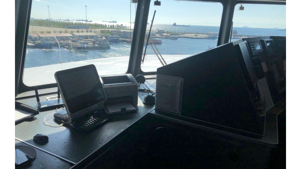 Fast Catamaran Ferry (55)