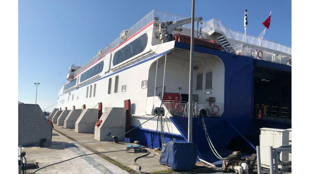 Fast Catamaran Ferry (56)