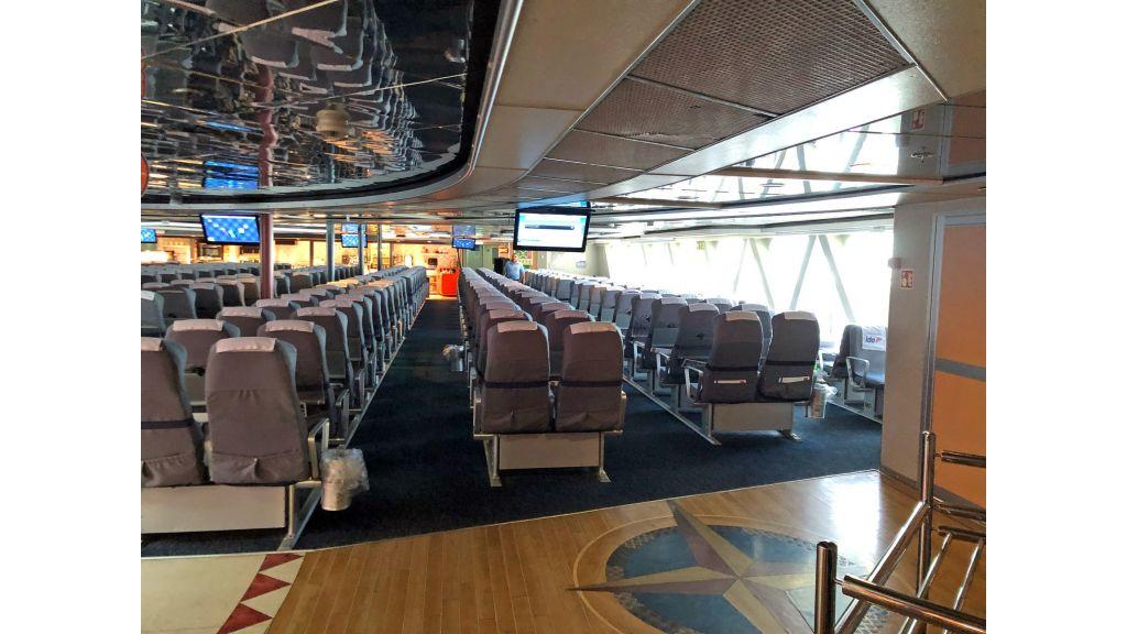 Fast Catamaran Ferry