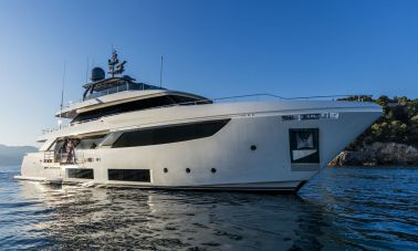 Ferretti Navetta 33m Motor Yacht