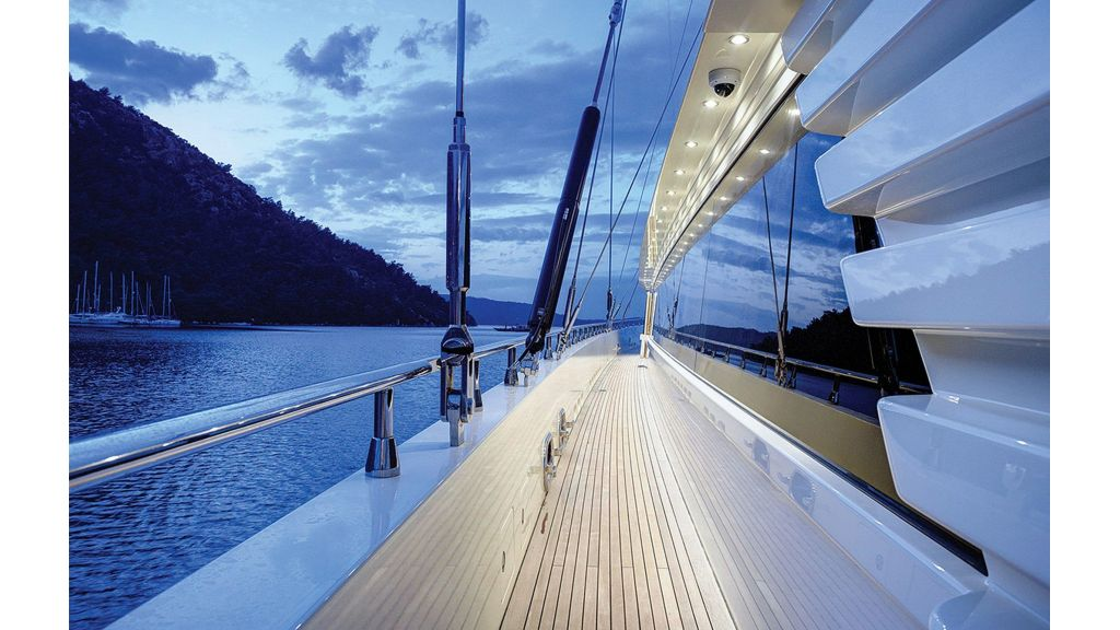 Flybridge Motor Sailer (27)