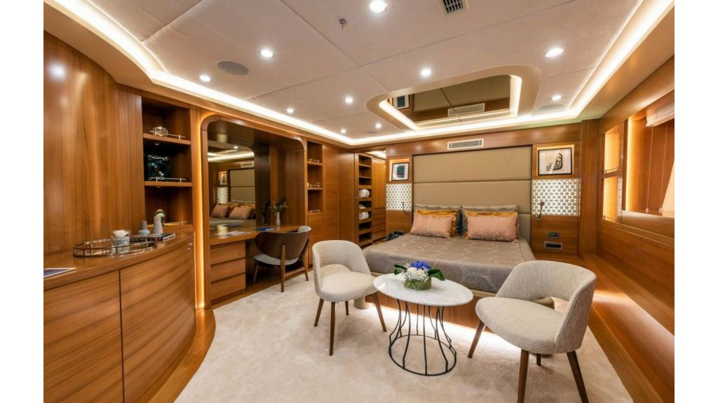 Flybridge Motor Sailer (41)