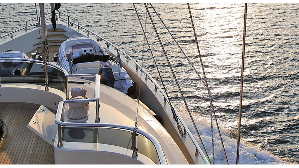 Flybridge Motor Sailer (51)