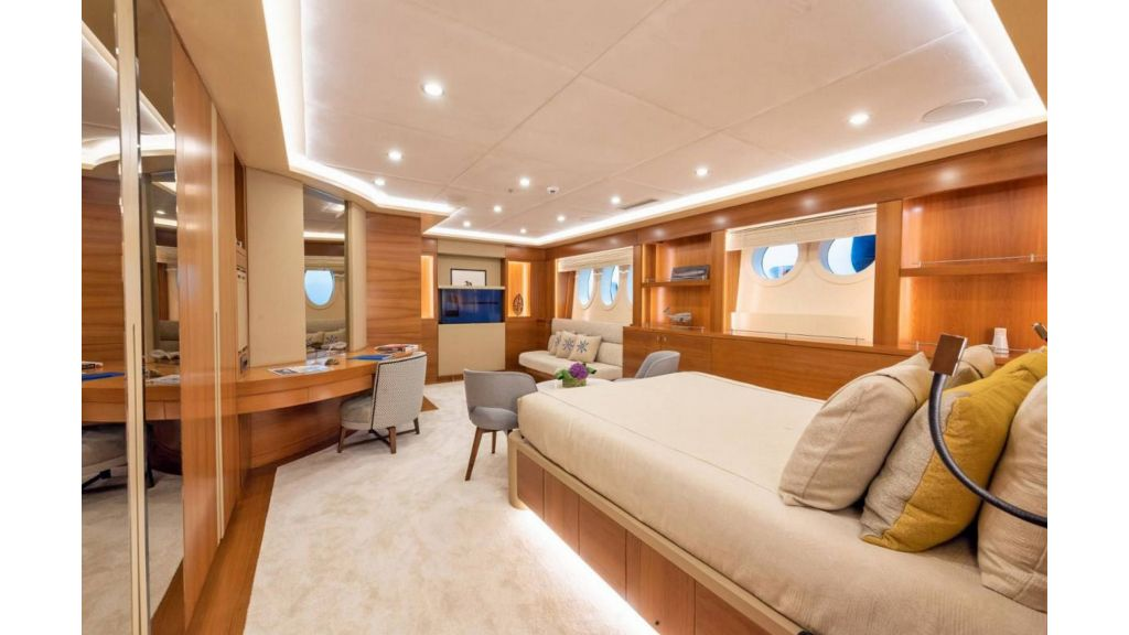 Flybridge Motor Sailer (64)