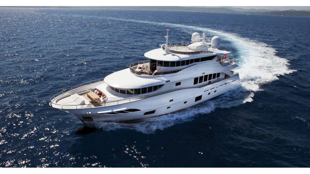 Gatsby Motor Yacht