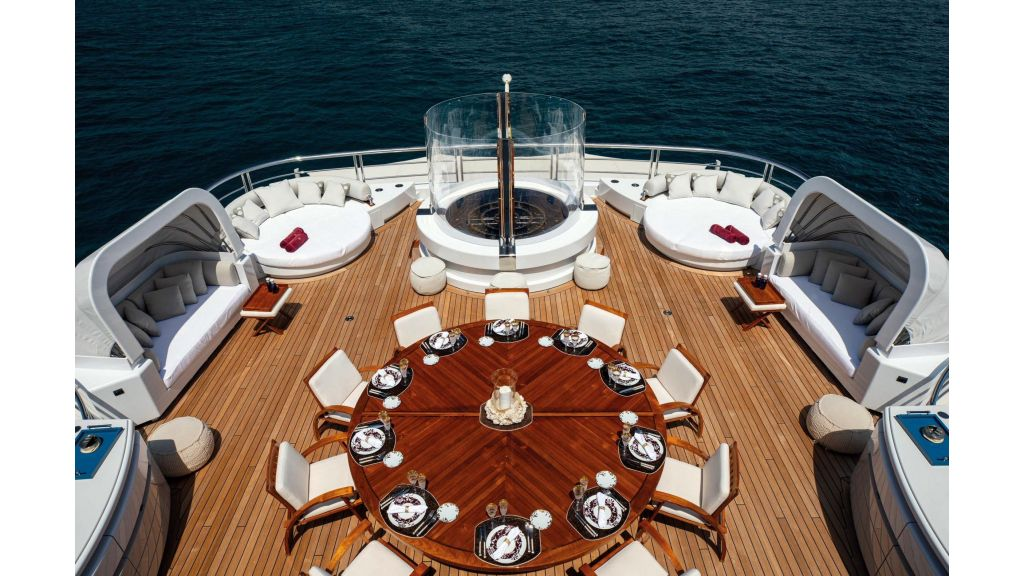Lurssen Built Super Yacht (13)