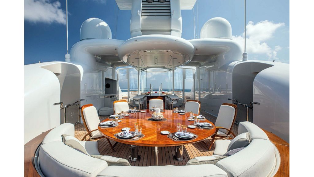 Lurssen Built Super Yacht (8)