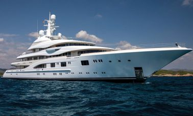Lurssen Built Super Yacht