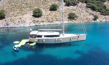Moody 62 Sailing Yacht