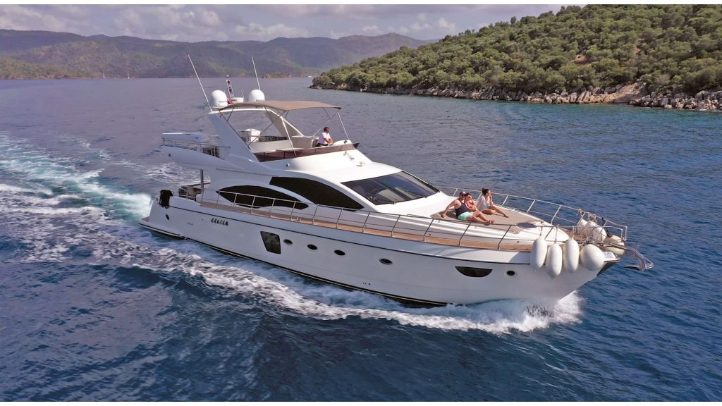 Motor Yacht Bormus 1 (9)