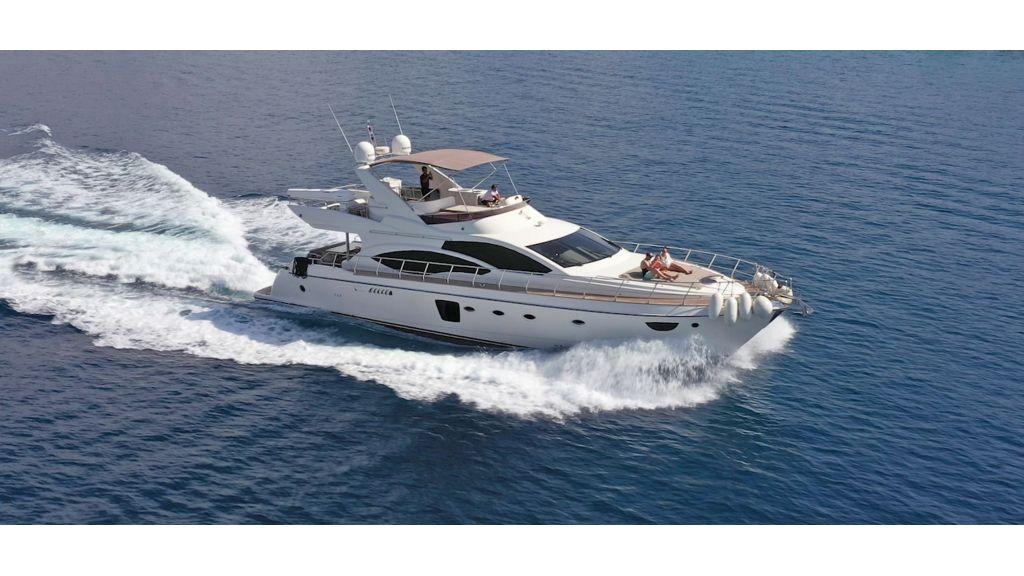 Motor Yacht Bormus master