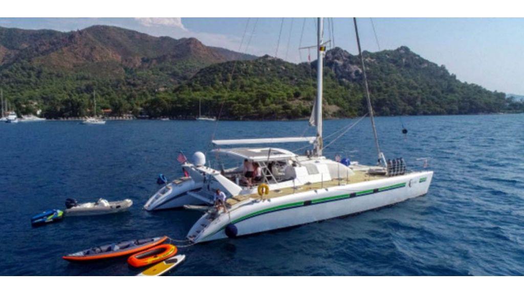 Notica 570ft Catamaran master