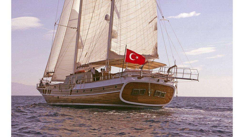 Transom Gulet in Turkey (4)
